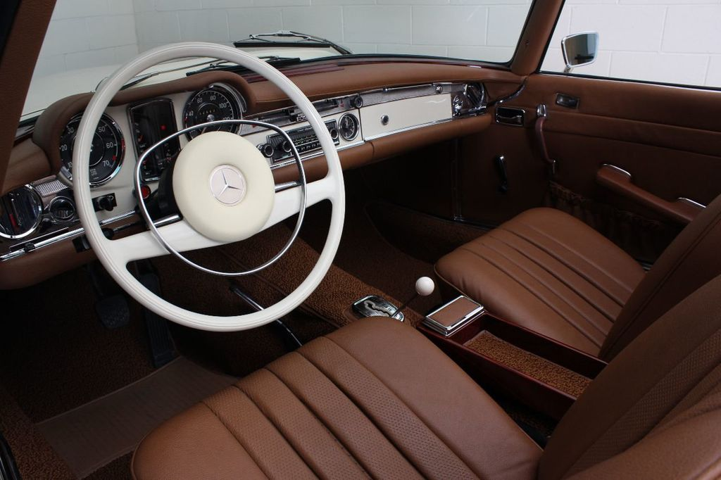 1969 Mercedes-Benz 280 SL  - 17449807 - 4