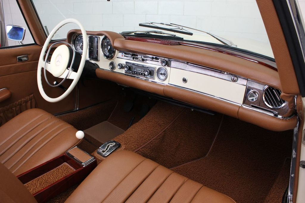 1969 Mercedes-Benz 280 SL  - 17449807 - 5