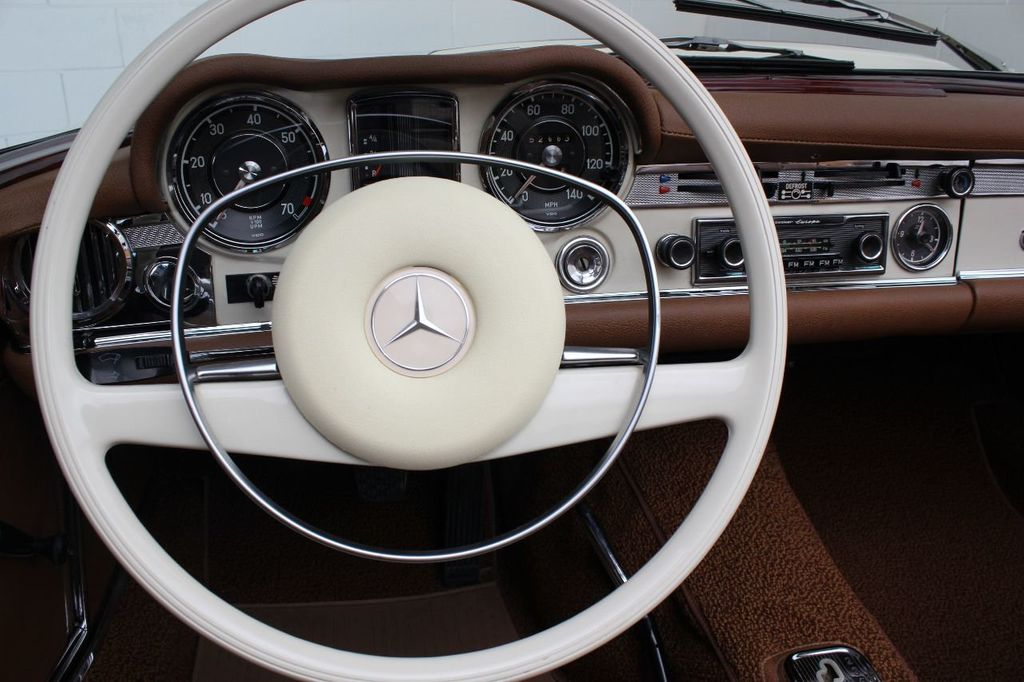 1969 Mercedes-Benz 280 SL  - 17449807 - 6