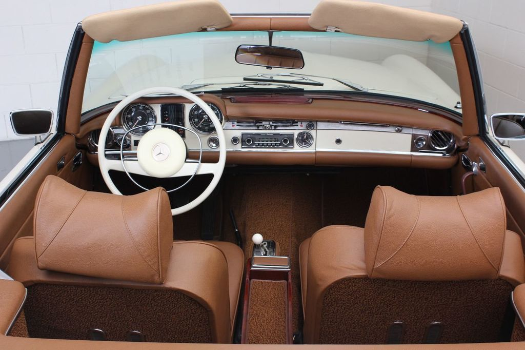 1969 Mercedes-Benz 280 SL  - 17449807 - 7