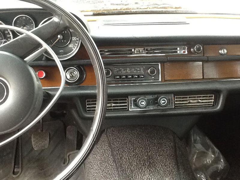 1969 used mercedes benz 280se 4 door for sale at webe for 1969 mercedes benz 280se
