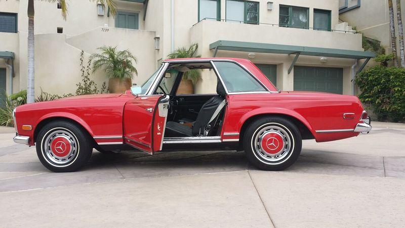 1969 Mercedes-Benz 280SL SOLD - 16577656 - 9