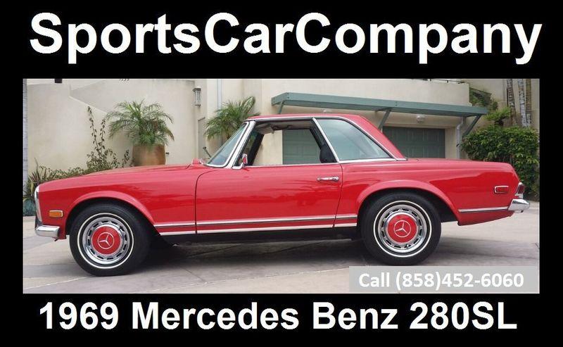 1969 Mercedes-Benz 280SL SOLD - 16577656 - 1