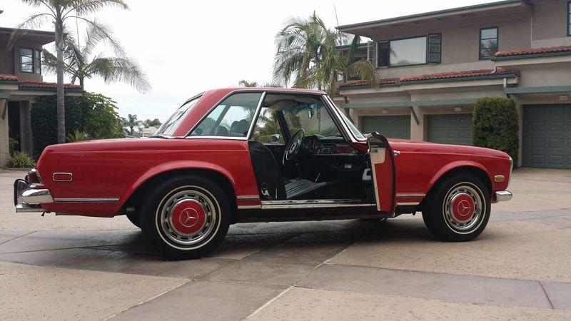 1969 Mercedes-Benz 280SL SOLD - 16577656 - 22