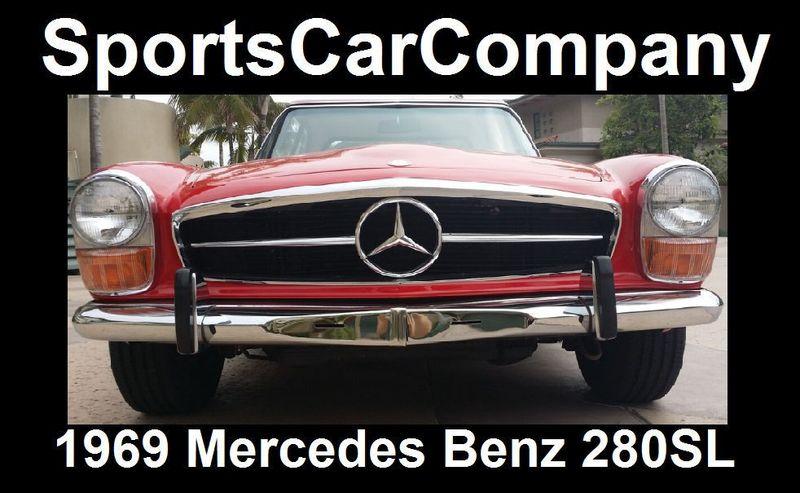 1969 Mercedes-Benz 280SL SOLD - 16577656 - 2
