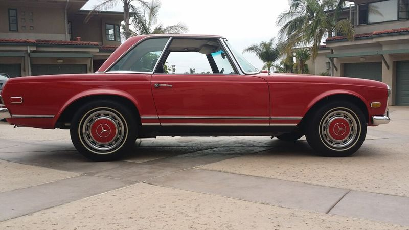 1969 Mercedes-Benz 280SL SOLD - 16577656 - 32