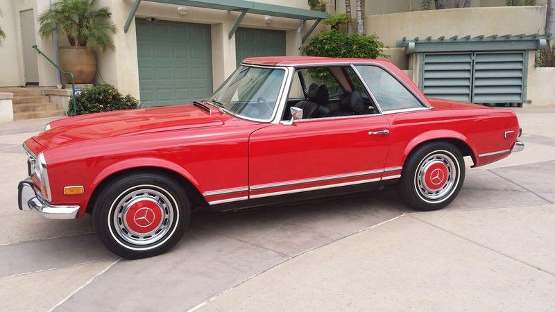 1969 Mercedes-Benz 280SL SOLD - 16577656 - 33