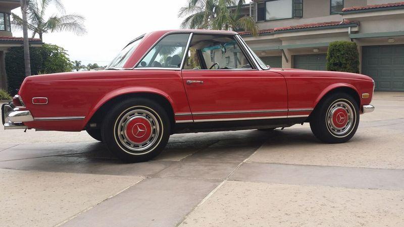 1969 Mercedes-Benz 280SL SOLD - 16577656 - 34
