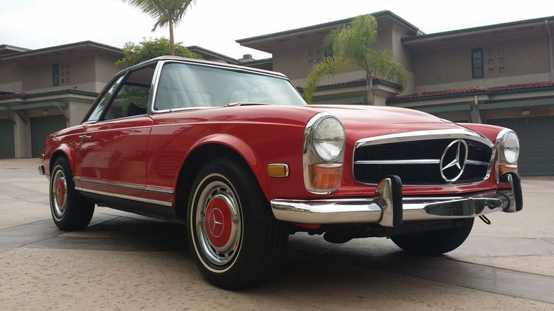 1969 Mercedes-Benz 280SL SOLD - 16577656 - 35