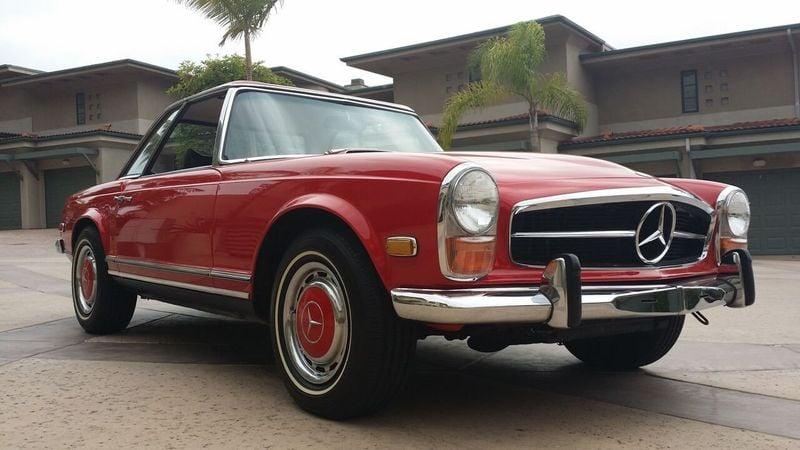 1969 Mercedes-Benz 280SL SOLD - 16577656 - 35