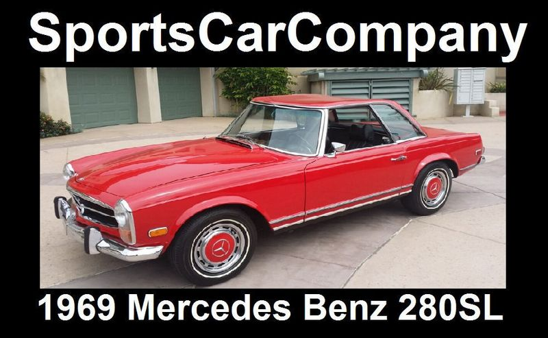 1969 Mercedes-Benz 280SL SOLD - 16577656 - 3