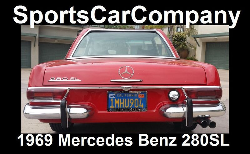 1969 Mercedes-Benz 280SL SOLD - 16577656 - 39