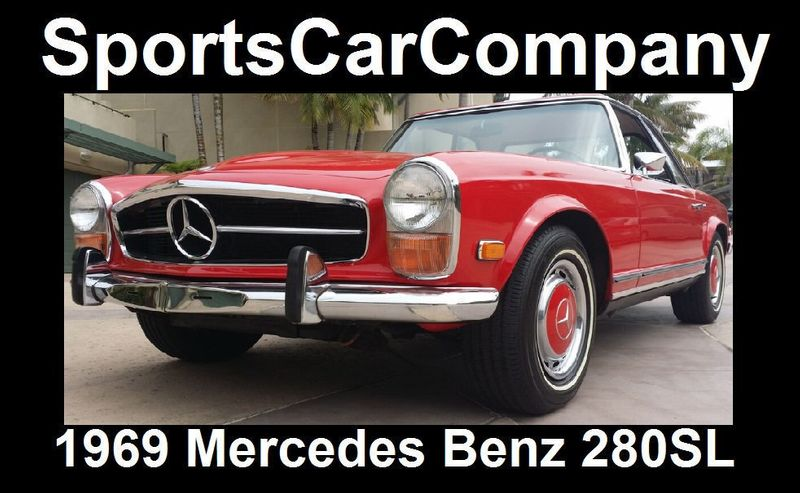 1969 Mercedes-Benz 280SL SOLD - 16577656 - 4