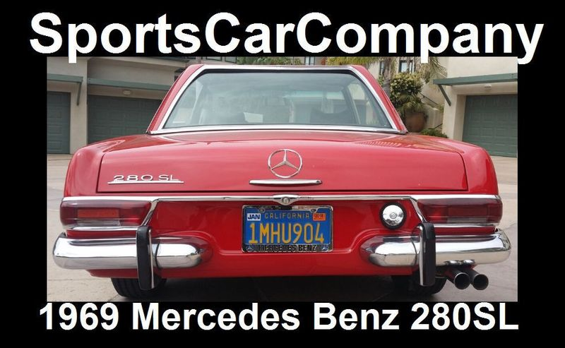 1969 Mercedes-Benz 280SL SOLD - 16577656 - 5