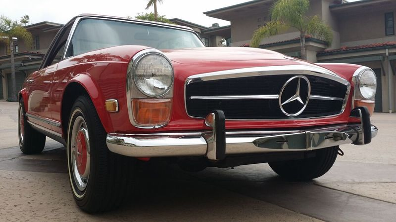 1969 Mercedes-Benz 280SL SOLD - 16577656 - 8