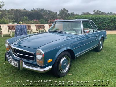 1969 Mercedes-Benz 280SL Pagoda  Convertible