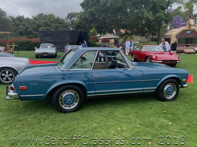 1969 Mercedes-Benz 280SL Pagoda  - Click to see full-size photo viewer