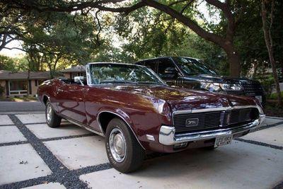 1969 Mercury Cougar  Convertible