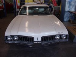 1969 Oldsmobile Cutlass - 4178678570