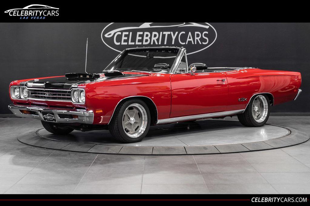 1969 Plymouth GTX 540 HEMI  - 16475836 - 0