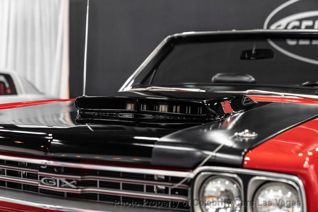 1969 Plymouth GTX 540 HEMI  - 16475836 - 17