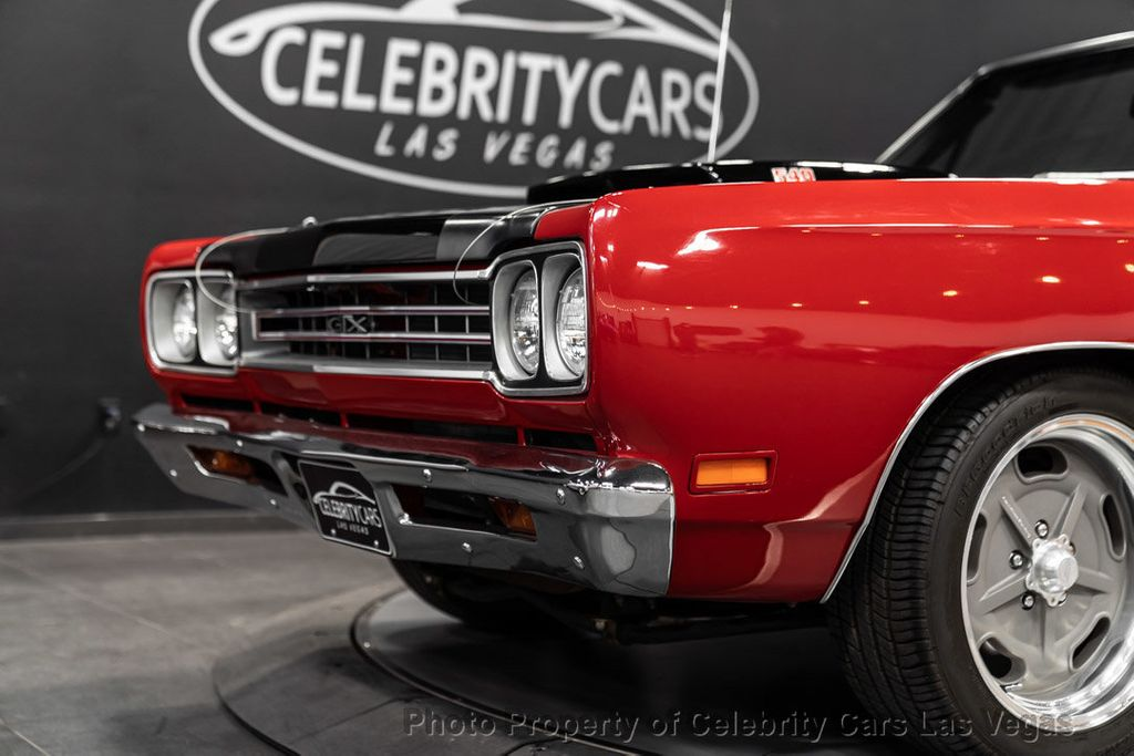 1969 Plymouth GTX 540 HEMI  - 16475836 - 19