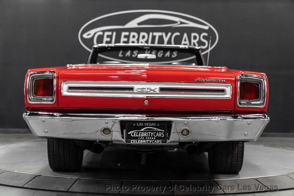 1969 Plymouth GTX 540 HEMI  - 16475836 - 28
