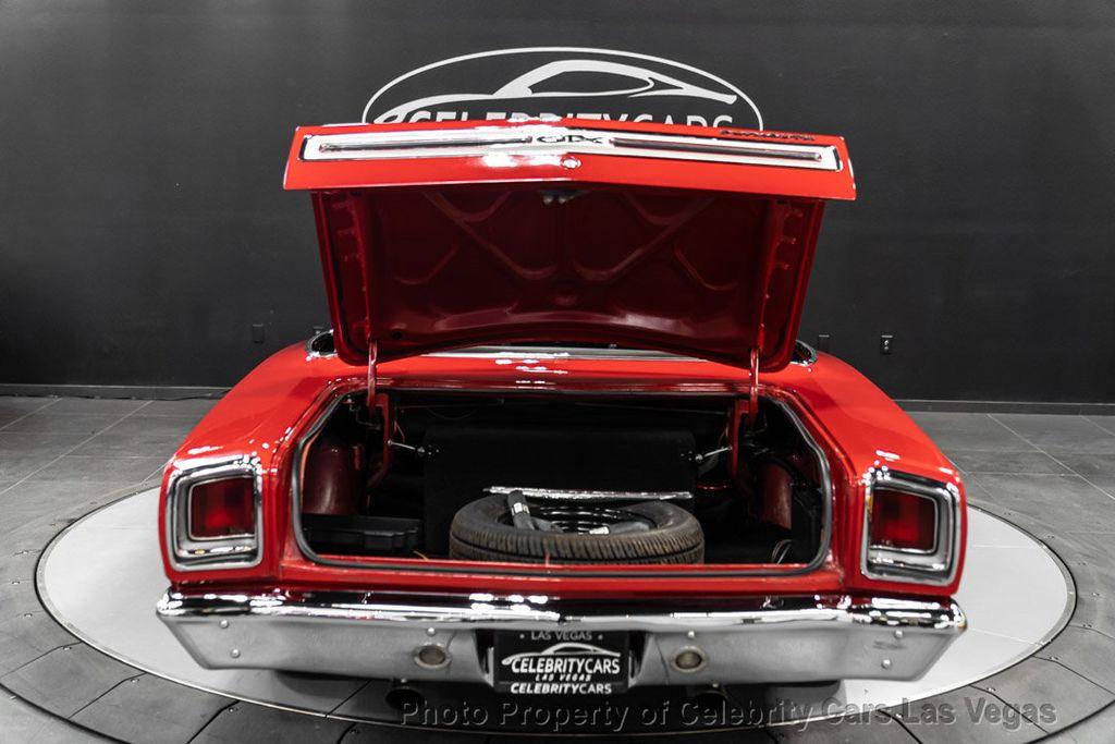 1969 Plymouth GTX 540 HEMI  - 16475836 - 31
