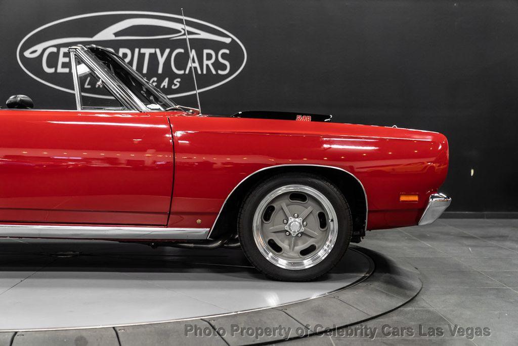 1969 Plymouth GTX 540 HEMI  - 16475836 - 38