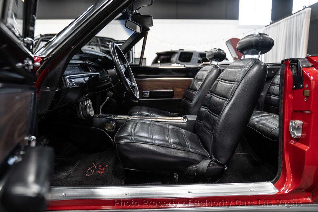 1969 Plymouth GTX 540 HEMI  - 16475836 - 43
