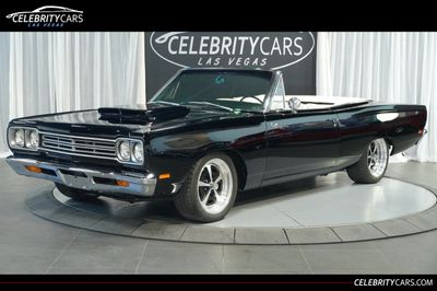 1969 Plymouth Road Runner Resto-mod 528 HEMI  Convertible