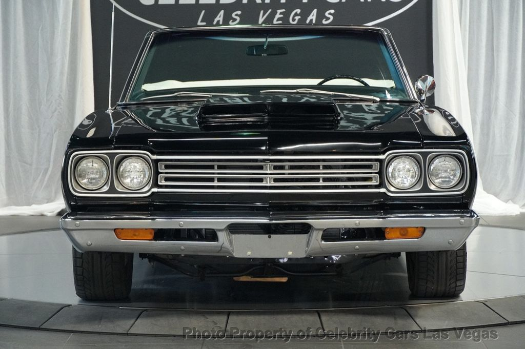 1969 Plymouth Road Runner Resto-mod 528 HEMI  - 16634647 - 11