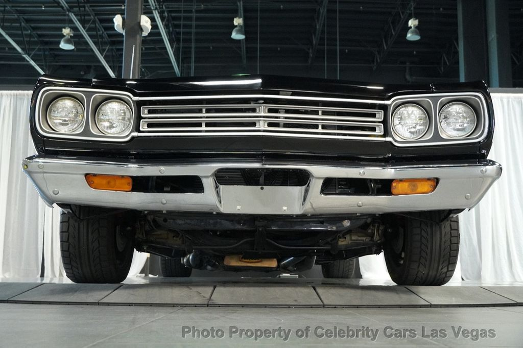 1969 Plymouth Road Runner Resto-mod 528 HEMI  - 16634647 - 12