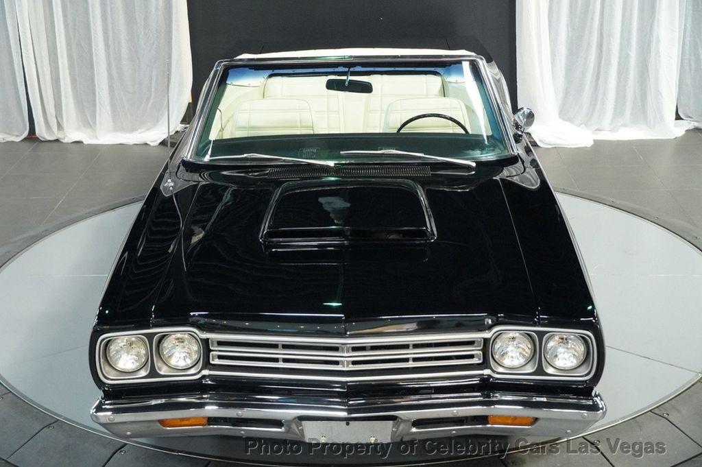 1969 Plymouth Road Runner Resto-mod 528 HEMI  - 16634647 - 13