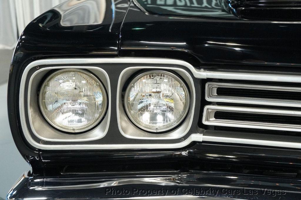 1969 Plymouth Road Runner Resto-mod 528 HEMI  - 16634647 - 15
