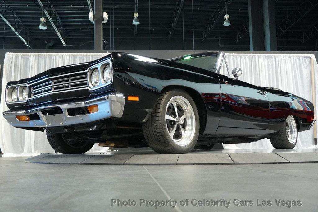 1969 Plymouth Road Runner Resto-mod 528 HEMI  - 16634647 - 19