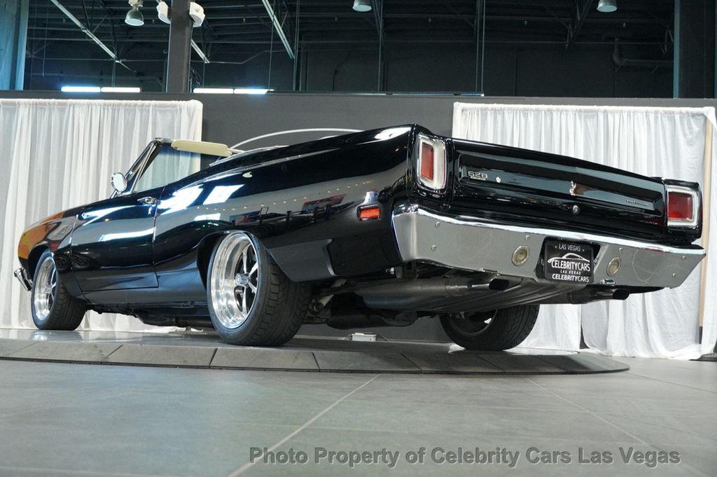 1969 Plymouth Road Runner Resto-mod 528 HEMI  - 16634647 - 21