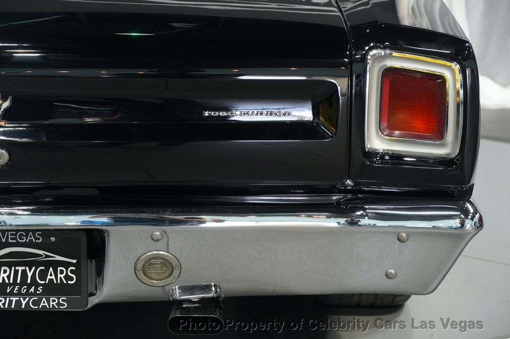 1969 Plymouth Road Runner Resto-mod 528 HEMI  - 16634647 - 27