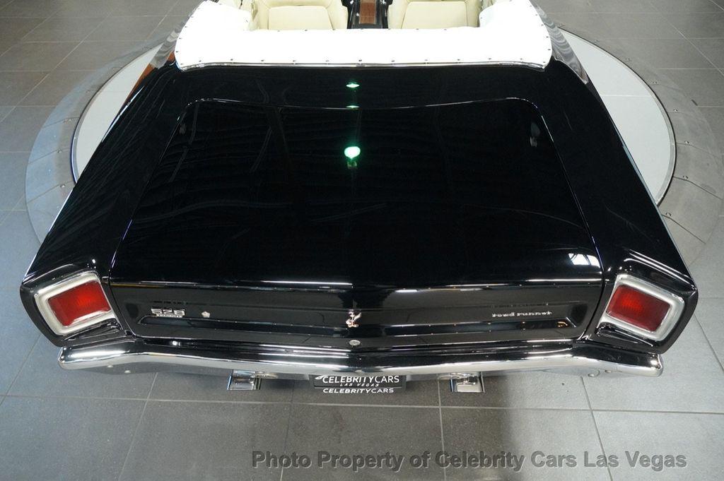 1969 Plymouth Road Runner Resto-mod 528 HEMI  - 16634647 - 28