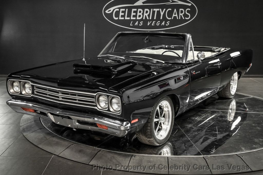 1969 Plymouth Road Runner Resto-mod 528 HEMI  - 16634647 - 36