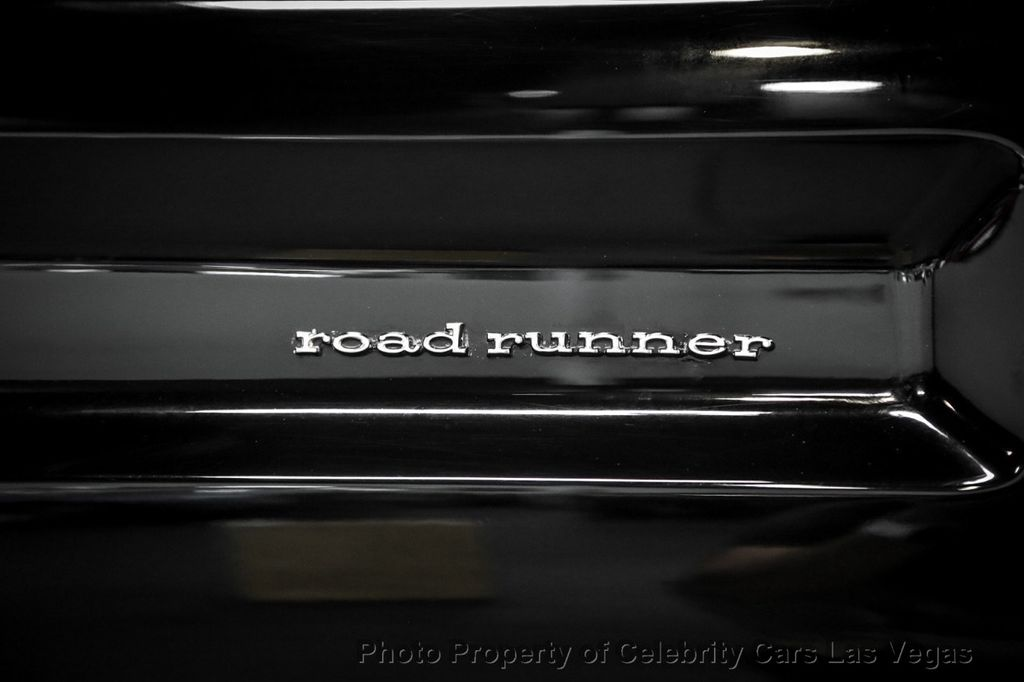 1969 Plymouth Road Runner Resto-mod 528 HEMI  - 16634647 - 46
