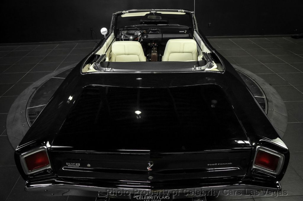1969 Plymouth Road Runner Resto-mod 528 HEMI  - 16634647 - 53