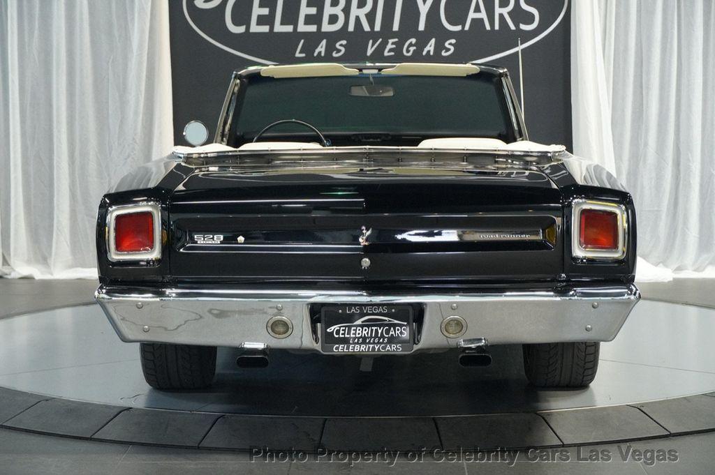 1969 Plymouth Road Runner Resto-mod 528 HEMI  - 16634647 - 5
