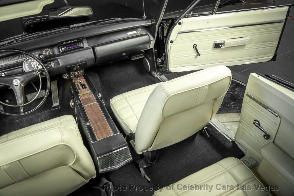 1969 Plymouth Road Runner Resto-mod 528 HEMI  - 16634647 - 62