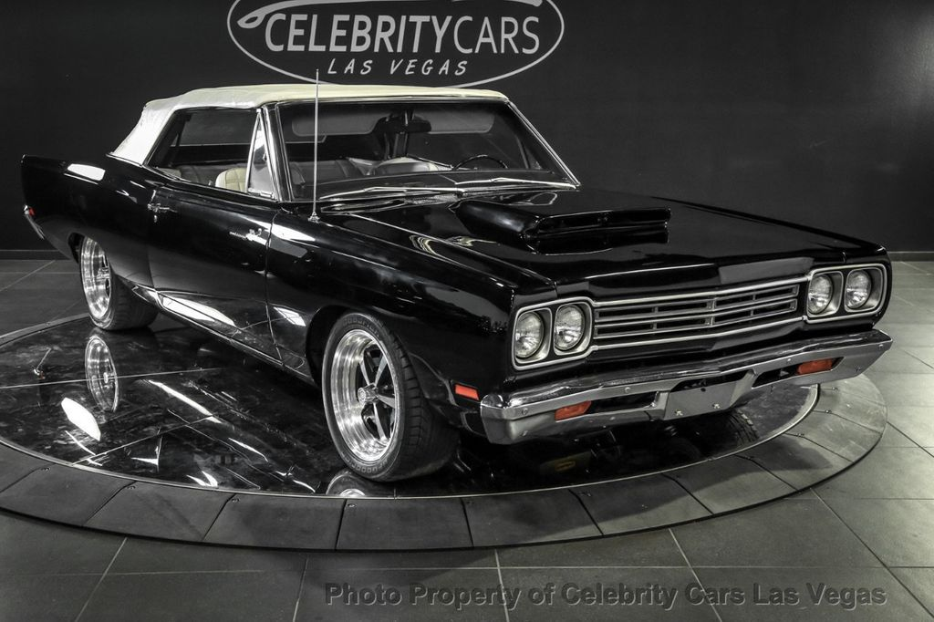 1969 Plymouth Road Runner Resto-mod 528 HEMI  - 16634647 - 78