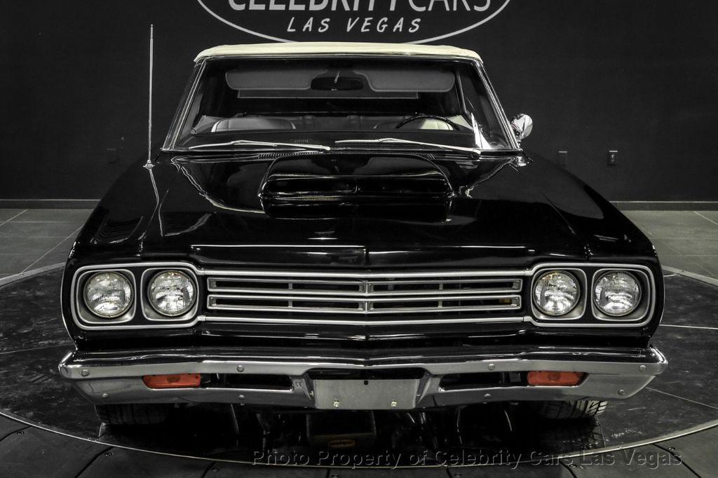 1969 Plymouth Road Runner Resto-mod 528 HEMI  - 16634647 - 79