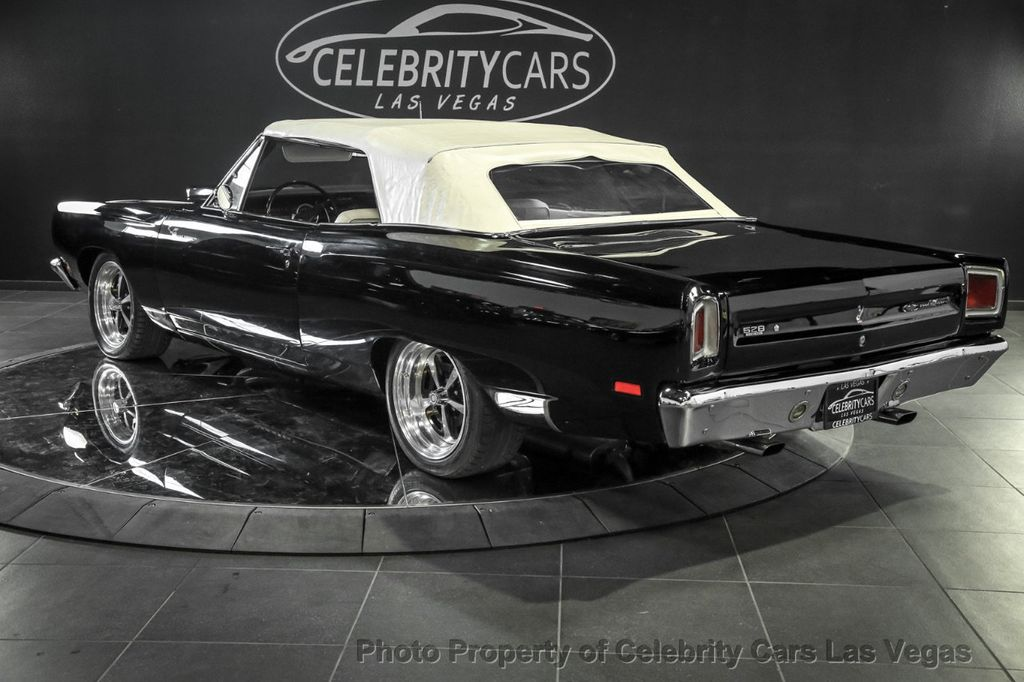 1969 Plymouth Road Runner Resto-mod 528 HEMI  - 16634647 - 82