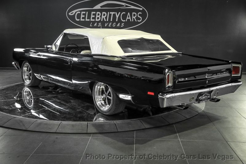 1969 Plymouth Road Runner Resto-mod 528 HEMI  - Click to see full-size photo viewer