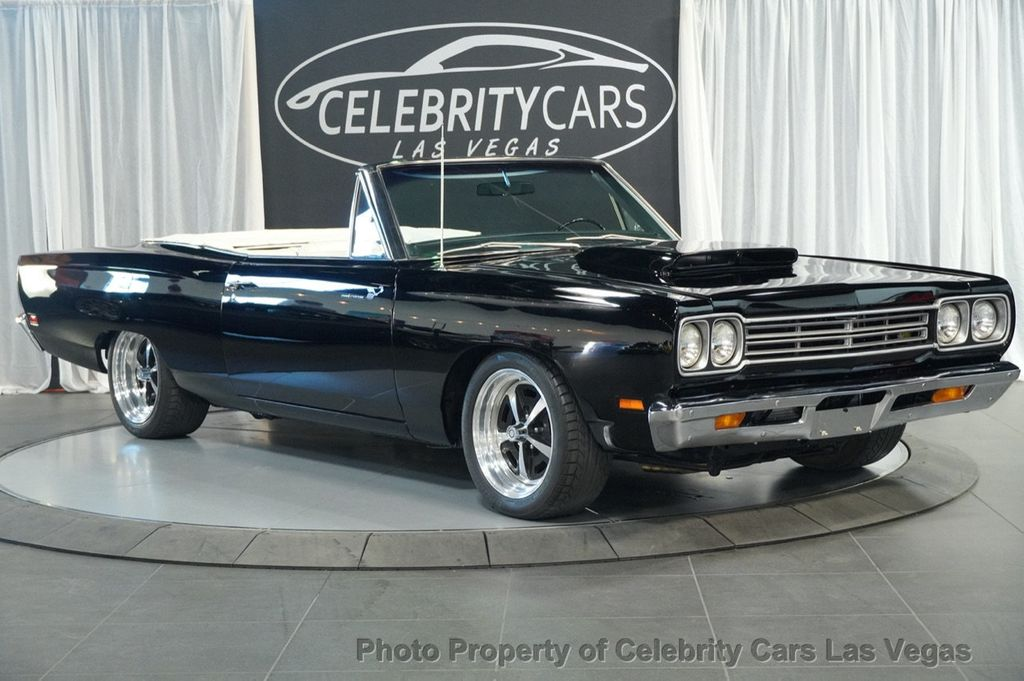 1969 Plymouth Road Runner Resto-mod 528 HEMI  - 16634647 - 8
