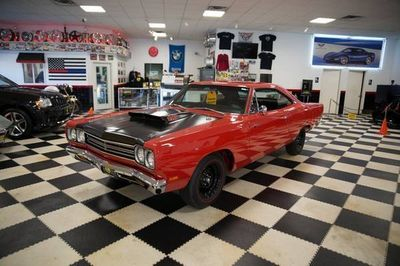 1969 Used Plymouth Roadrunner at DP9 Motorsports Serving